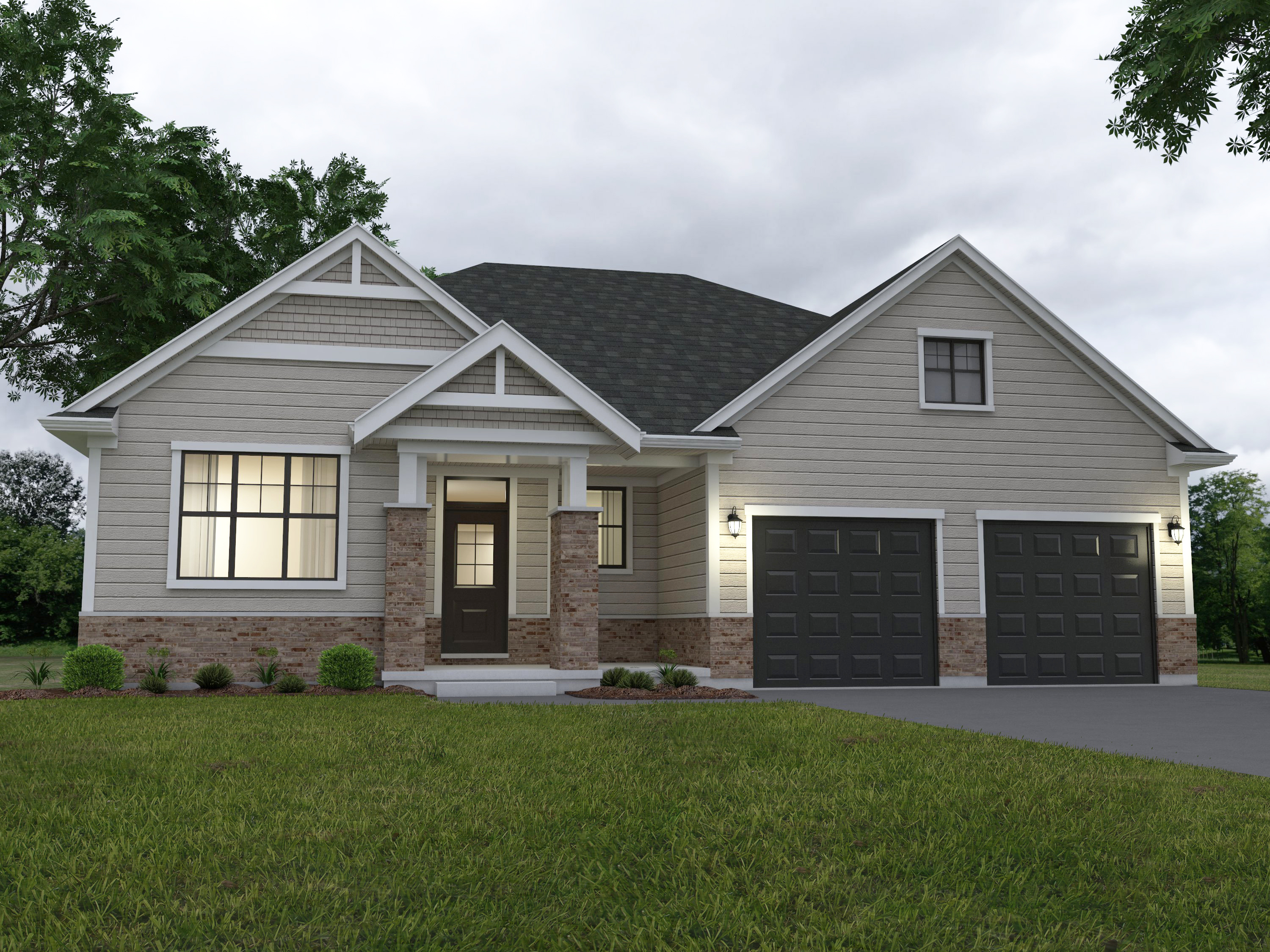 Model Home Quick Possession Homes