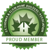St. Thomas Elgin Home Builders Association - STEHBA Logo
